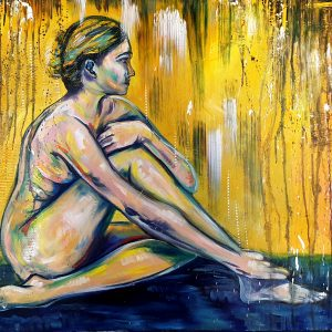 Nude Figure Study 7
