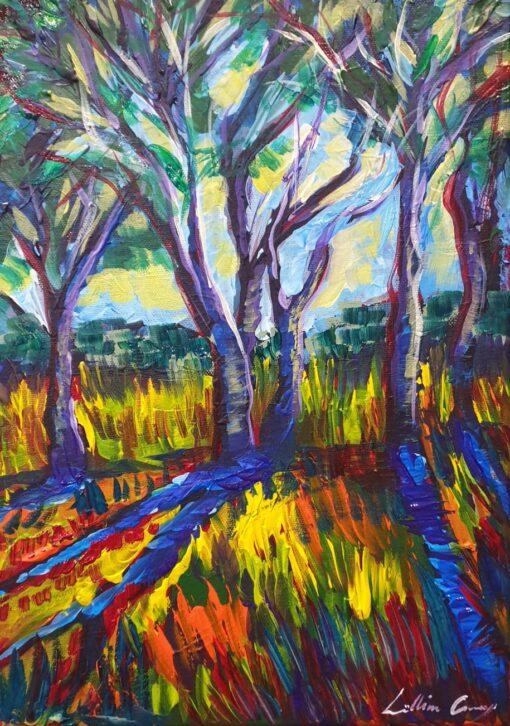 Forest Dreams Lillian Gray