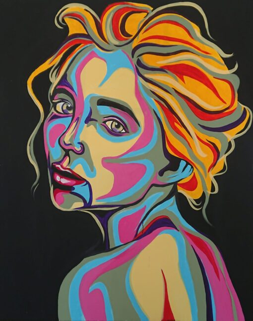 Ayla Lillian Gray Original painting